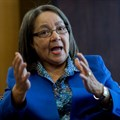 Gigaba ignoring Cape Town water crisis' says De Lille