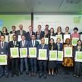 2017 Green Talents awardees