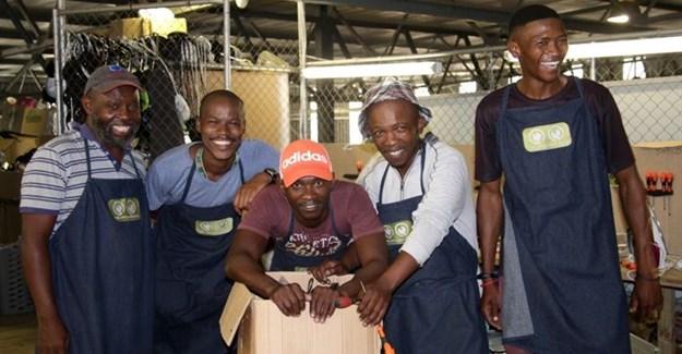 Building hope through broken appliances