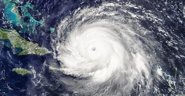 NASA via  - Hurricane Irma