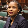 Muvhango Lukhaimane, the pension funds adjudicator. Photo: Corruption Watch