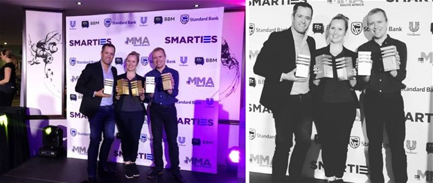 Havas Boondoggle scoops gold, silver and the Best in Show at the 2017 MMA Smarties