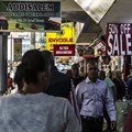 Johannesburg has become a regional retail hub with cross border shopping activity running into billions | Photographer: Mark Lewis