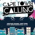 Welcome the new year with Cape Town Calling