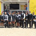 EnergyDrive truck arrives in EC to share benefits of using renewable energy
