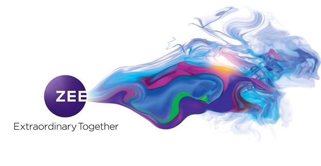 New Zee TV branding.