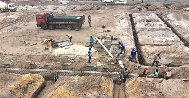 Asrin Property Developers breaks ground on Cedar Place development