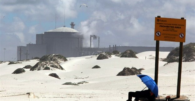 Koeberg nuclear power station. Photo: Sunday Times