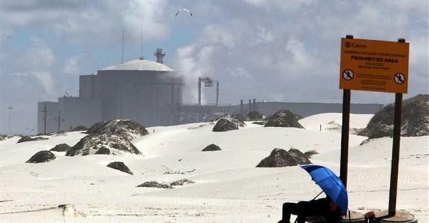 Koeberg nuclear power station. Photo: Sunday Times