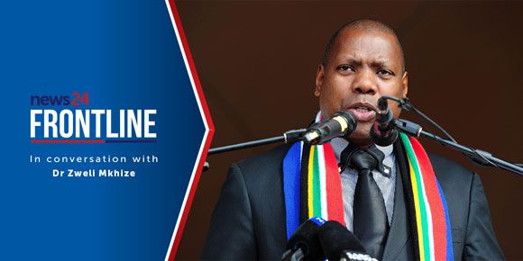 News24 puts ANC TG Zweli Mkhize in the hot seat