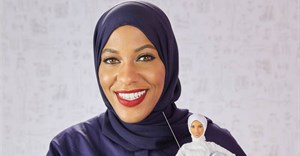 Olympian Ibtihaj Muhammad inspires first hijab-wearing Barbie doll