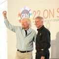 Richard Branson helps open #GEW2017, first GEN startup campus in Africa