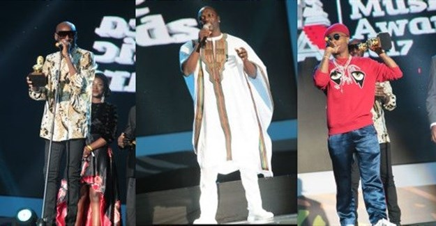 2017 AFRIMA winners announced