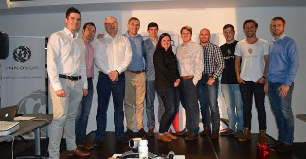 Attacq and LaunchLab Smart Cities Innovation winners