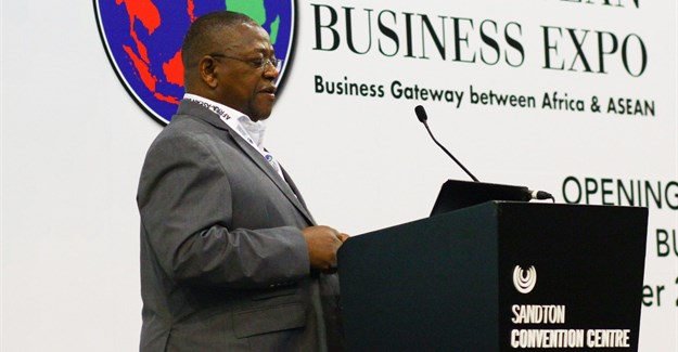 Sello Rasethaba, chairman of the Black Business Council.