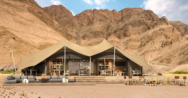 Natural Selection to open new safari camp in remote Namibia in 2018