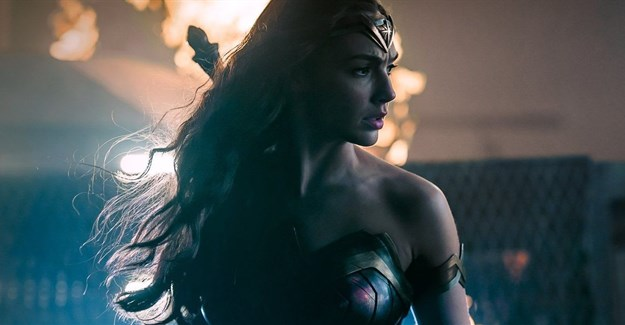Wonder Woman saves the day for Justice League
