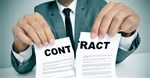 Can contract terms still be upheld despite invalid agreement?