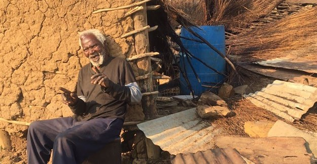Image Source: . Farm dwellers like Zabalaza Mshengu live in extremely precarious conditions. Association for Rural Advancement