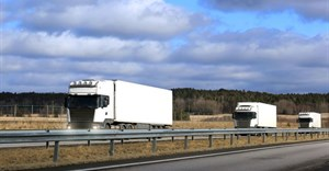 Coming soon to a highway near you: Truck platooning