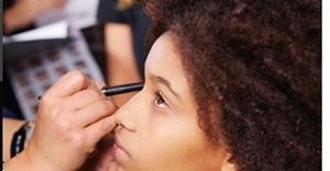 Fashion Faux Pas(s): No make-up make-up