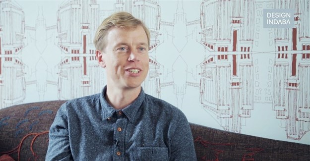Peter Veenstra, a landscape architect and cofounder of Lola Architects.