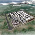 Artist's impression of the new liquid bulk terminal at the Port of Ngqura