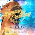 Shimmy Beach Club celebrates fifth birthday
