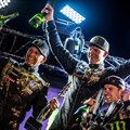 Johan Kristoffersson and Luke Woodham crowned 2017 Gymkhana GRiD champions at the #AutoCIRCUS powered by AutoTrader