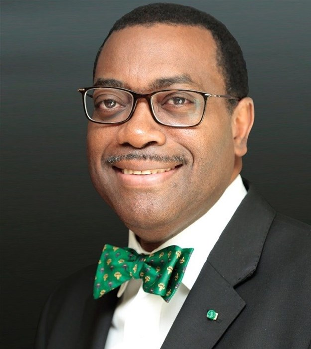 Akinwumi Adesina, President of the African Development Bank (AfDB).