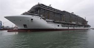 MSC Seaside (Image Source: [[http://www.mscpressarea.com/ MSC Cruises)