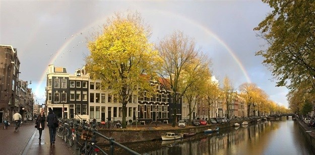 TRVL office, Amsterdam. Image supplied.