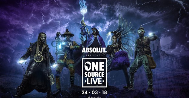 A festival of African creativity launched by Absolut