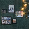 Making memories: How to arrange a photo feature wall