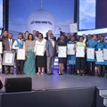All the winners from among the airport's service providers at this Feather Awards event which recognises service contributions by the wider airport community.