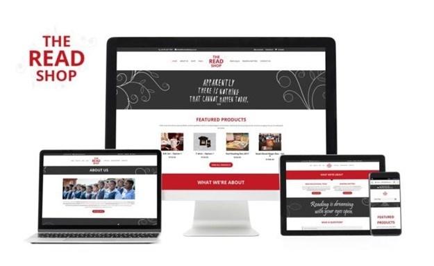 Read online shop launches