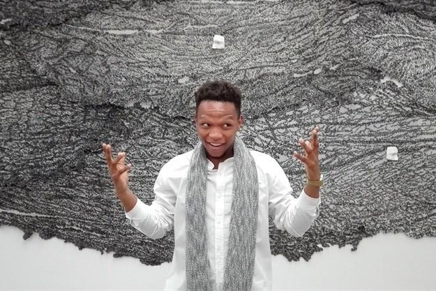 #Newsmaker: Junior Mokoma furthers his creative studies in Holland w/ Vega, FCB