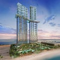 AccorHotels to open two-tower Raffles hotel and residences on Dubai's famous Palm Jumeirah