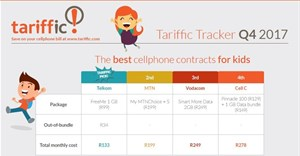 Tariffic identifies best cellphone contracts for kids