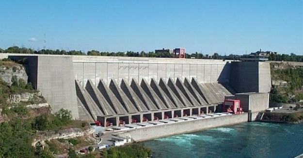 Kapichila hydro power station. Photo: Afriem