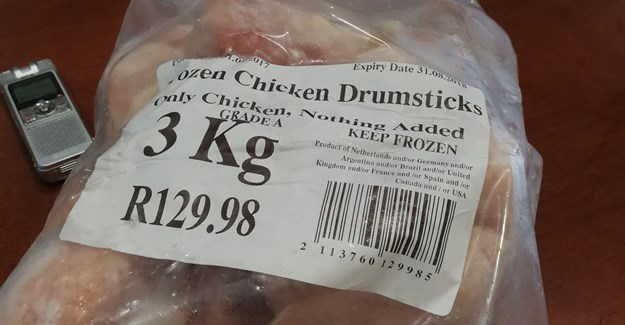 FairPlay urges enquiry into unsafe labelling of chicken imports