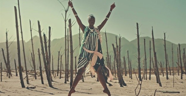 Bite-Size Ballet performs a rain dance for the Western Cape