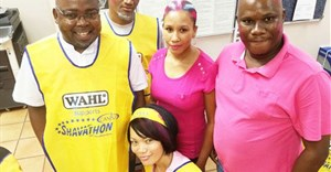 Shavathon-Kathu: Iemas supported national campaigns such as the CANSA Shavathon.