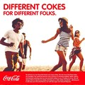 Different Cokes for different folks.