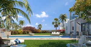 Residential phase one of Zanzibar's Blue Amber resort launched
