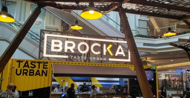 New, street-food inspired eatery, Brocka opens