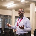 Sipho Pilime, Associate Programme Officer at E²