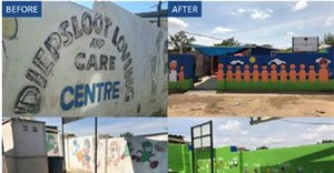 TLC Marketing Worldwide gives some TLC to the Diepsloot Community Loving and Care Centre
