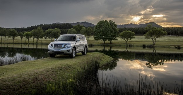 Smooth sailing over tough terrain in the new Nissan Patrol