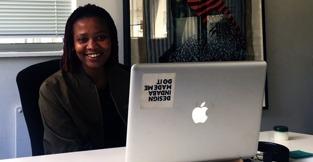 Maditla is relishing her new role as Design Indaba editor-in-chief.